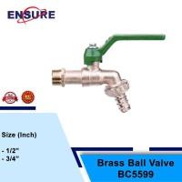 EYUGA BRASS BALL VALVE BC5599