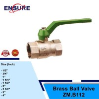 EYUGA BRASS BALL VALVE ZM.B112