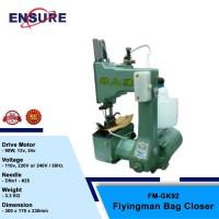 FLYINGMAN BAG CLOSER GK92