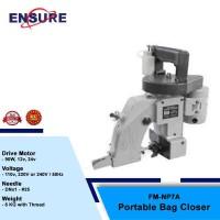 PORTABLE BAG CLOSER NP7A