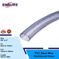 EYUGA PVC STEEL WIRE REINF