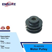 MOTOR PULLEY A231219