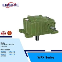 WORM GEARBOX REDUCER (WPX SERIES)