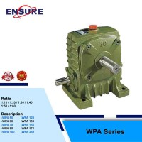 WORM GEARBOX REDUCER (WPA SERIES)