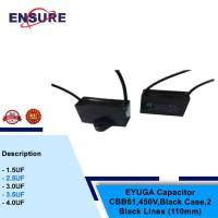 EYUGA CAPACITOR C/W SQUARE BLACK LINES