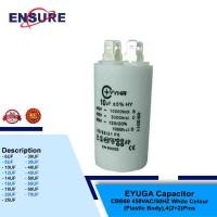 EYUGA CAPACITOR C/W PIN / WIRE
