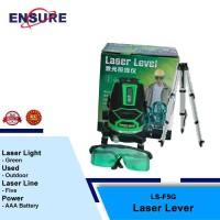 LASER LEVILING MACHINE  (FS 5 (GREEN) X 5 LINE)