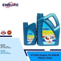 EYUGA ENGINE OIL SAE40 ( HEAVY DUTY )