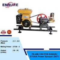 EYUGA POWER SPRAYER PS45 C/W SUBARU ENGINE 5.5HP