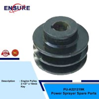 """ENGINE PULLEY 2-1/2"""" x 19M"""
