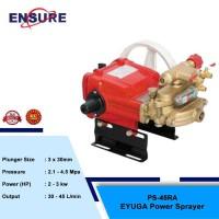 EYUGA POWER SPRAYER 45RA (AUTO) C/W ASSY (RED)