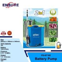 Eyuga Battery Sprayer Pump 18L ( 2 in 1 )