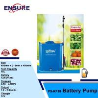 Eyuga Battery Sprayer Pump 18L