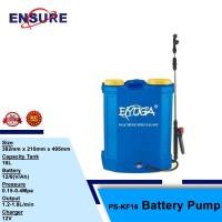 Eyuga Battery Sprayer Pump 16L