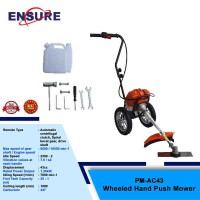EYUGA WHEELED HAND PUSH MOVER AC43