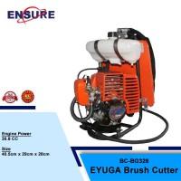 EYUGA BRUSH CUTTER BC-BG328