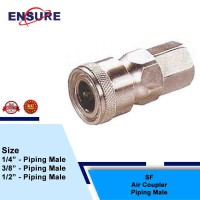 TOP AIR PLUG COUPLER FOR PIPING MALE SF