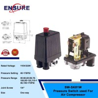 PRESSURE SWITCH USED SK81W