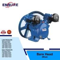 BARE HEAD ( BLUE )
