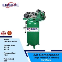 EYUGA AIR COMPRESSOR 3200VHT