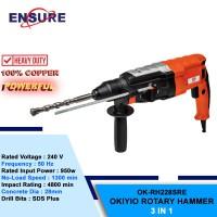 OKIYIO ROTARY HAMMER RH228SRE