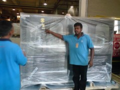 Vacuum Packing & Heat Treatment